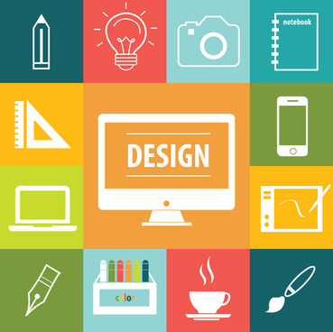 15 Amazing Free Vector Designs, Icons and Image Sources